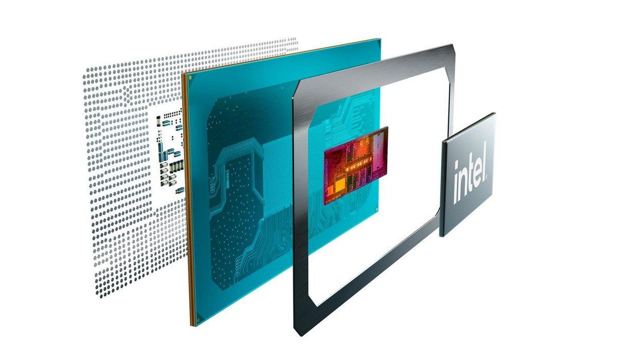 Intel 11ème génération H © Intel