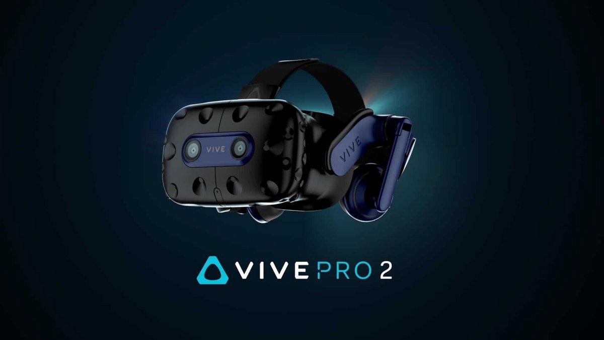 HTC Vive Pro 2 © HTC