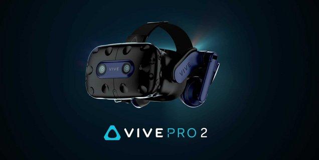 HTC dévoile le Vive Pro 2, un casque VR de haut standing pour un prix qui l'est tout autant
