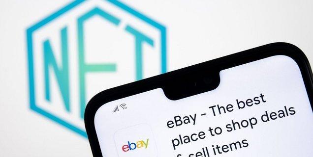 eBay propose désormais des tokens non fongible (NFT) à la vente