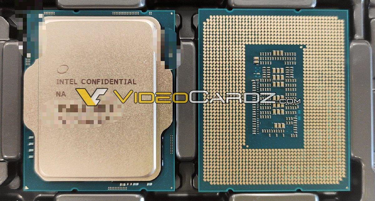 Intel Alder Lake © Videocardz