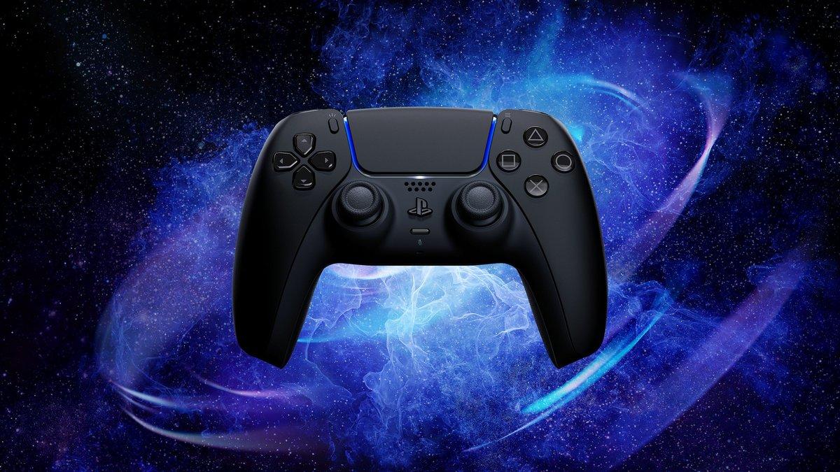 DualSense noire © Sony Interactive Entertainment