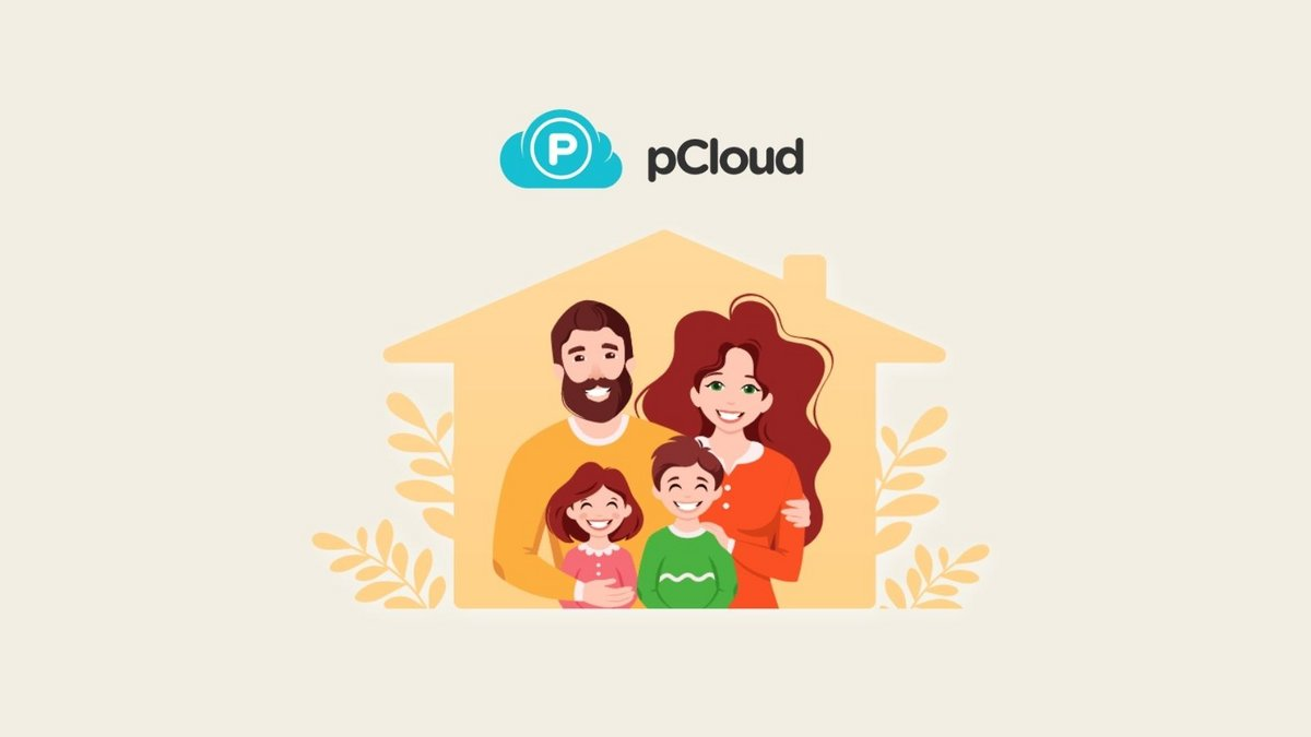 pCloud Famille 2To © pCloud