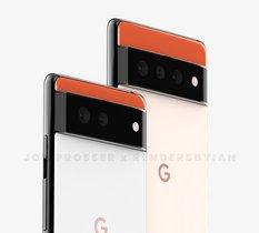 Google : prévus pour cette année, les Pixel 6 et 6 Pro profiteraient d'un tout nouveau design