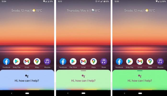 Android 12 Monet © Matthew Pirszel via XDA-Developers