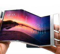 Samsung fait la démonstration de ses nouveaux écrans : pliables en
