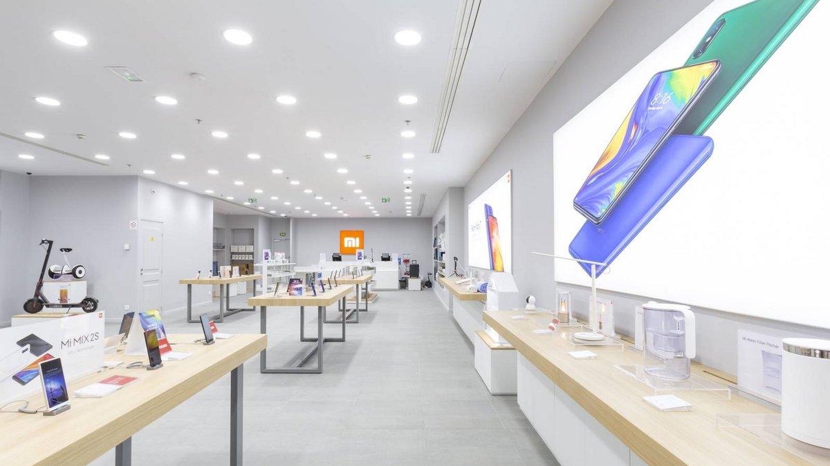 Mi Store © Xiaomi Store France