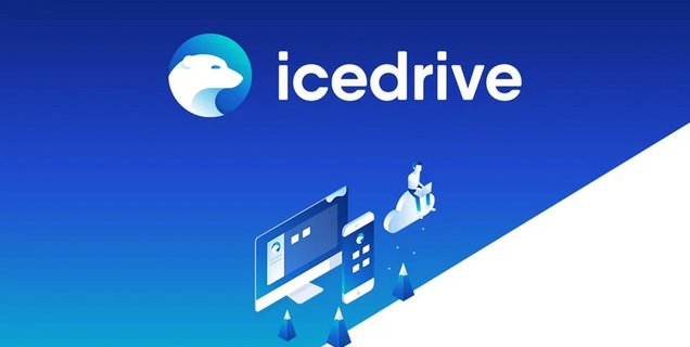 Le service de stockage prometteur Icedrive vous propose une offre séduisante à 4,17€ seulement !