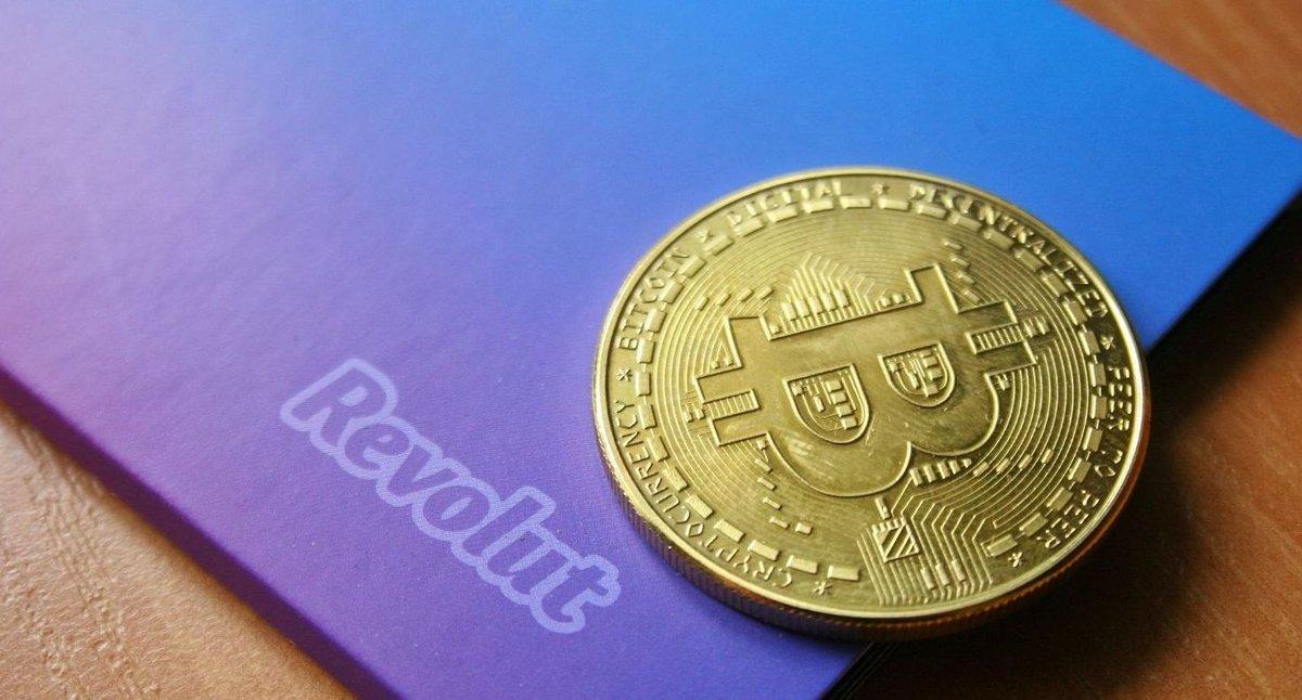 Revolut Bitcoin