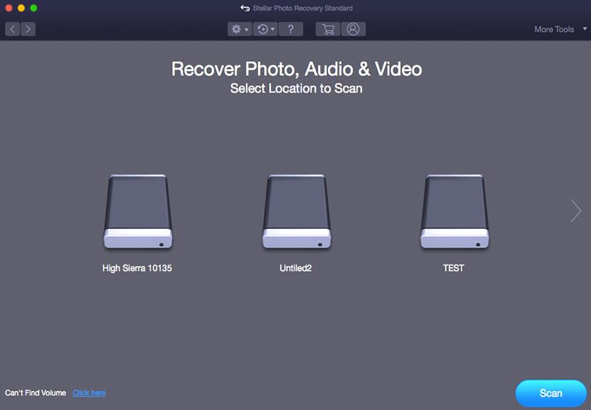 Stellar photo recovery Mac