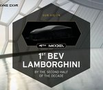 Lamborghini annonce son premier véhicule tout électrique