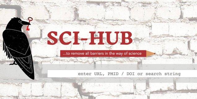 Des internautes se mobilisent pour sauver la plateforme scientifique pirate Sci-Hub