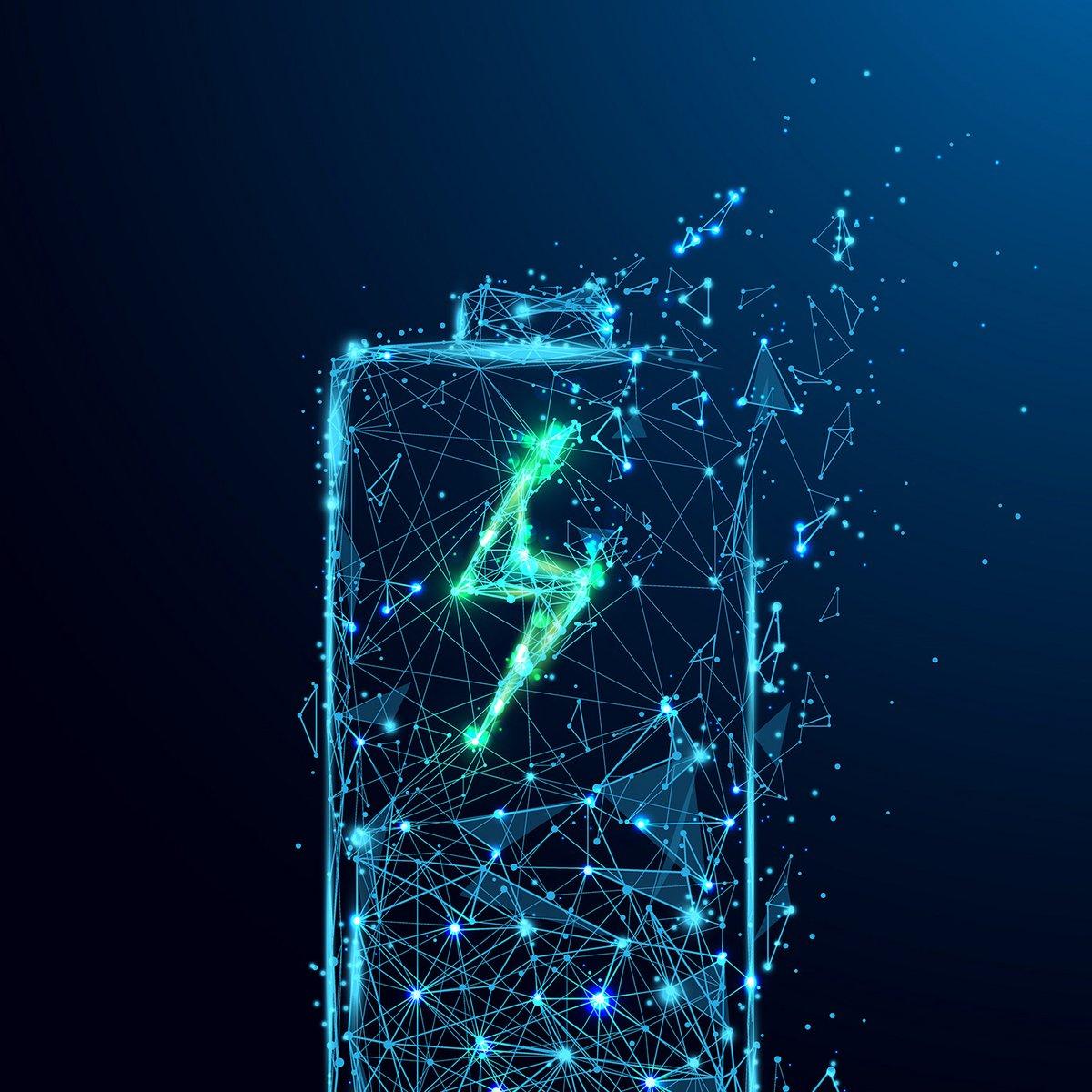 batteries © Shutterstock