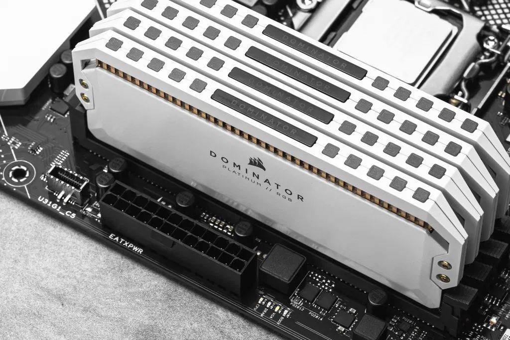 Corsair DDR4 Dominator © Corsair