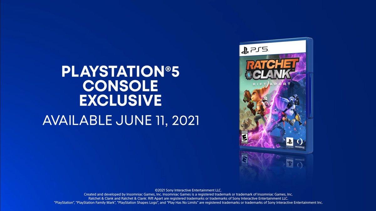 Ratchet & Clank Rift Apart © Sony Interactive Entertainment