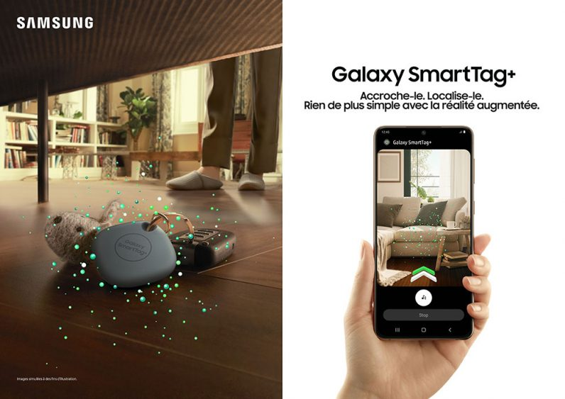 Galaxy SmartTag Plus