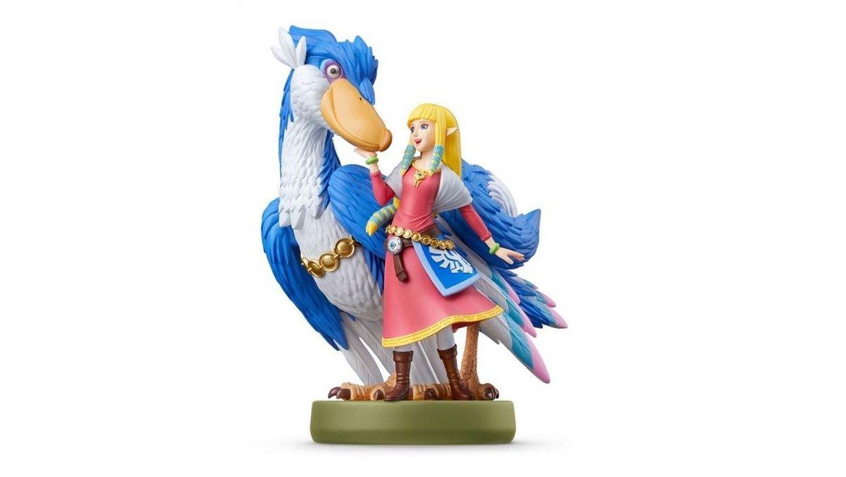 Zelda Skyward Sword HD Amiibo © Nintendo