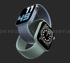 Apple Watch Series 7 : nouveau design, mais les capteurs de température et de glucose ne sont pas prêts