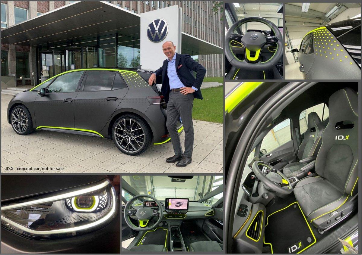 Volkswagen ID.x © Volkswagen