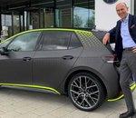 Volkswagen dévoile le concept car ID.X fort de 329 chevaux