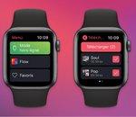 Deezer débarque (enfin) sur l'Apple Watch