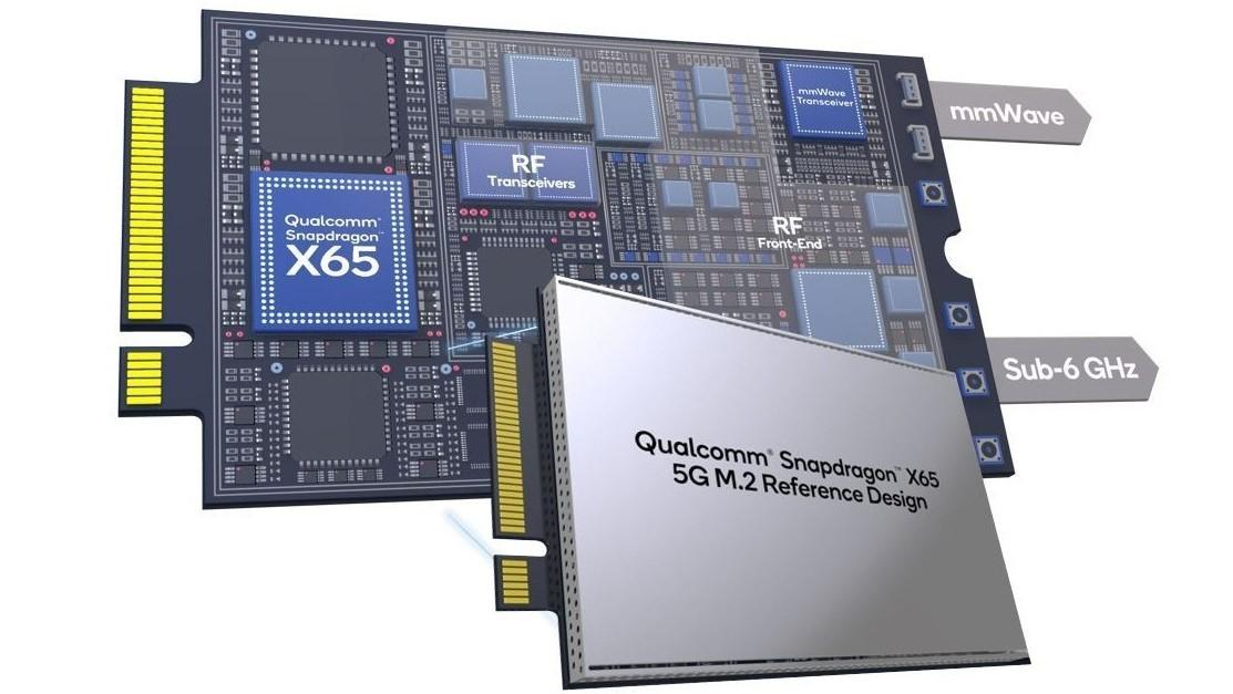 Snapdragon X65 M2 © Qualcomm