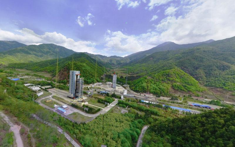 Xichang centre de lancement © CASC/CNSA