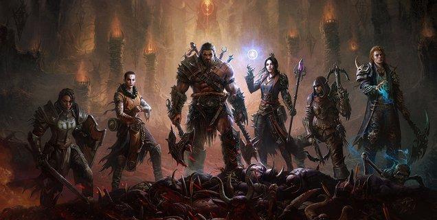 Preview Diablo Immortal : ouvrir le Baal même sur mobiles