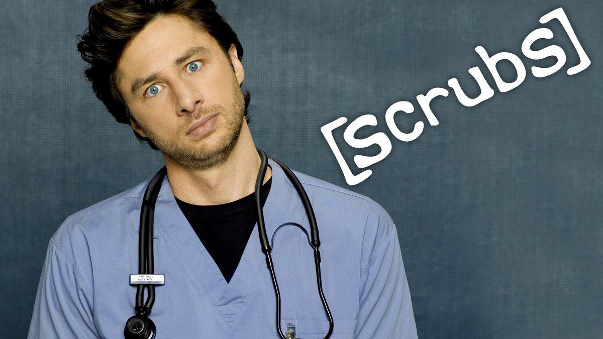 Scrubs © ABC