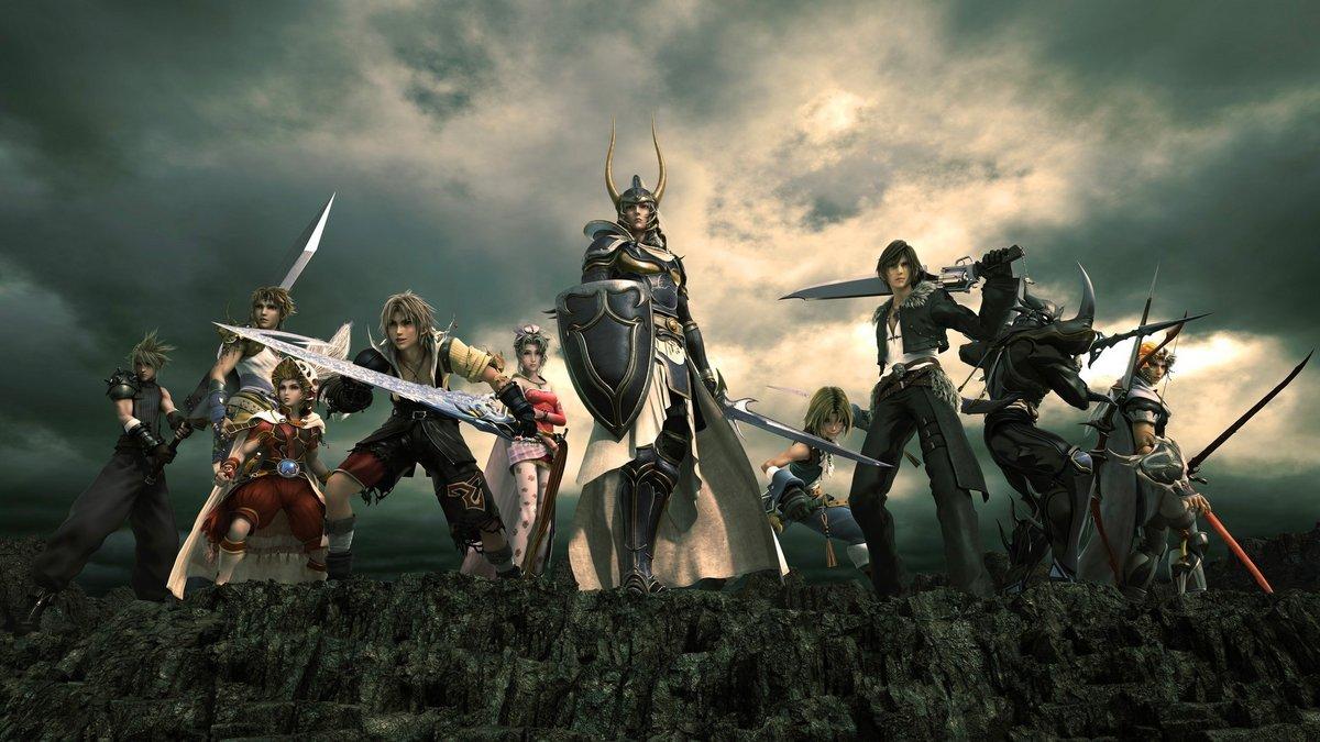 Dissidia Final Fantasy NT © Square Enix
