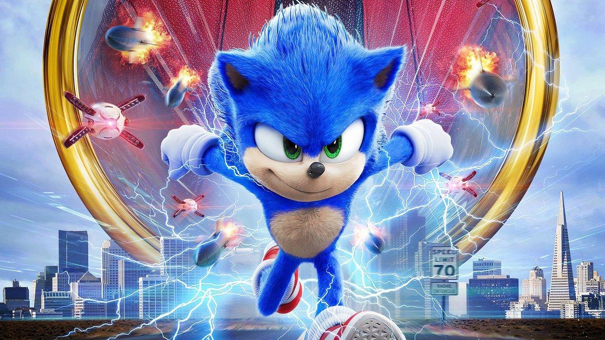 Sonic © SEGA