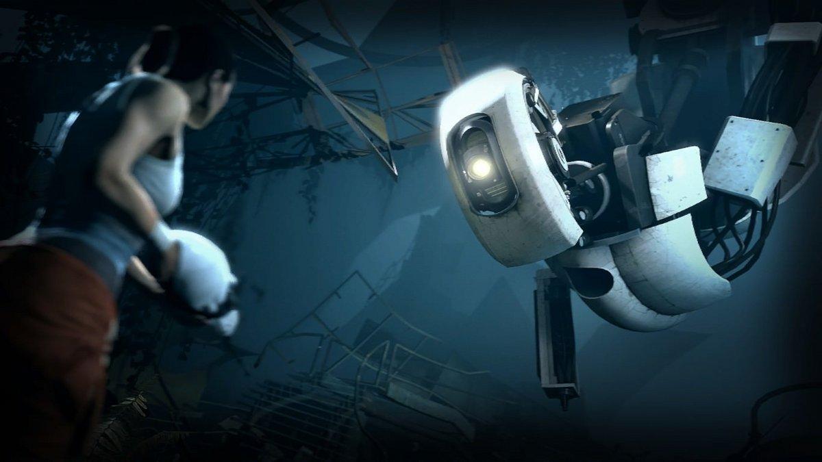 Portal 2 © Valve