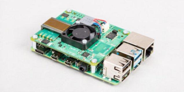 Raspberry Pi : une nouvelle carte d'extension pour l'alimentation par Ethernet (PoE)