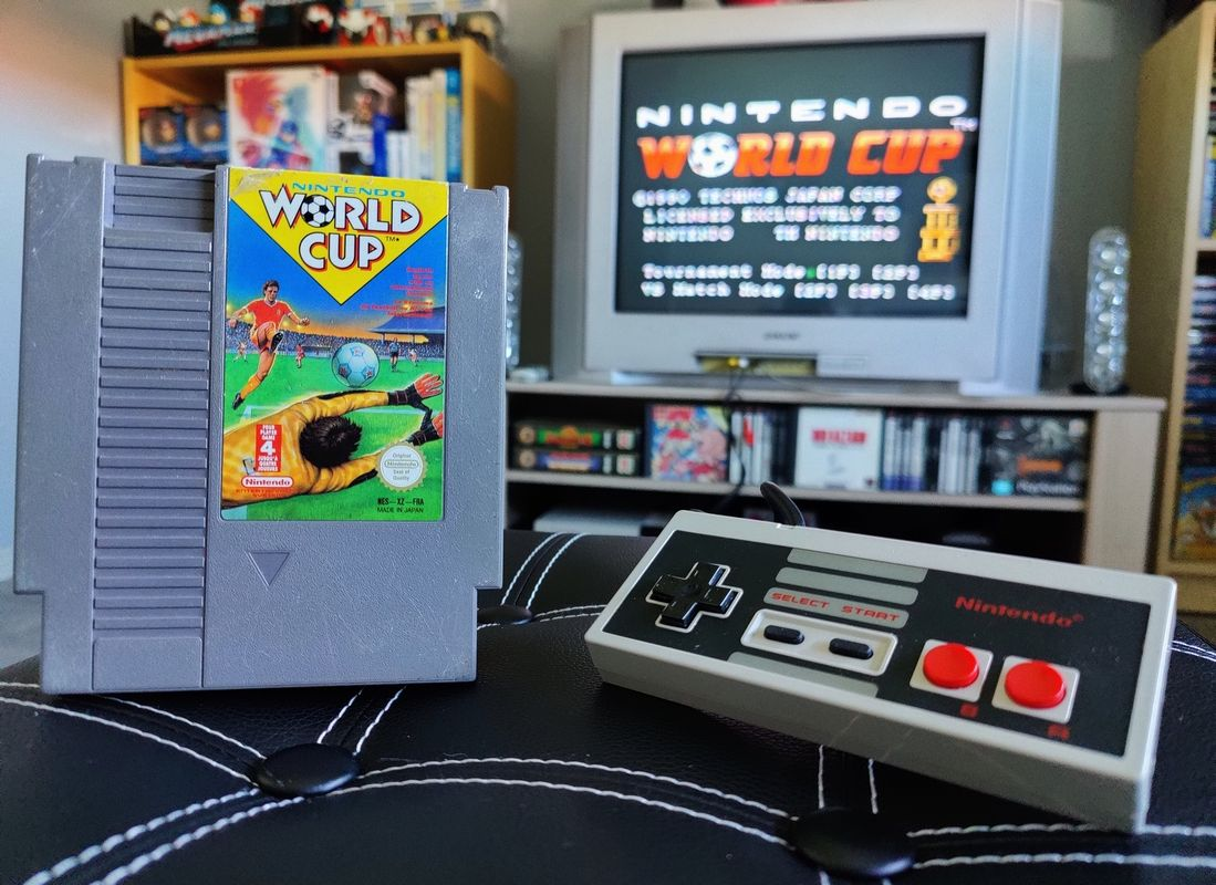 World Cup NES