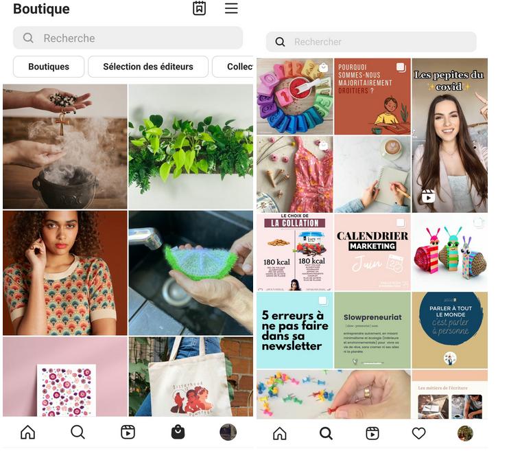 Télécharger Instagram (APK) pour Android