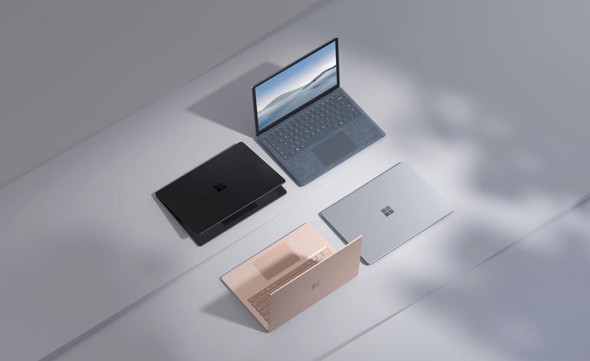 Microsoft Surface Laptop 4-1 © © Microsoft