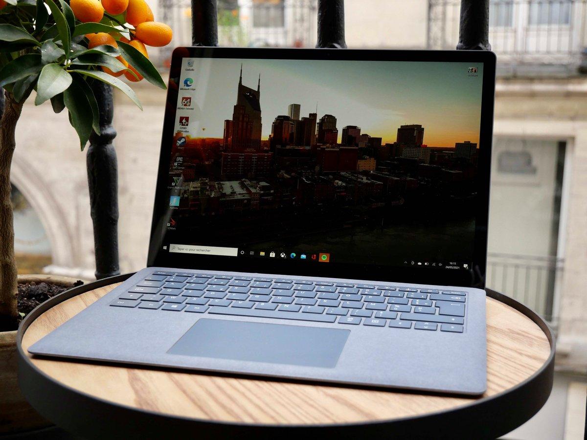Microsoft Surface Laptop 4-9 © © Nathan Le Gohlisse pour Clubic