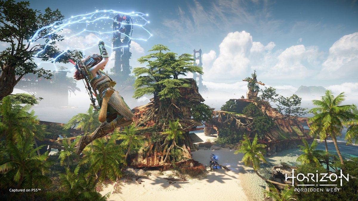 Horizon Forbidden West © Sony Interactive Entertainment