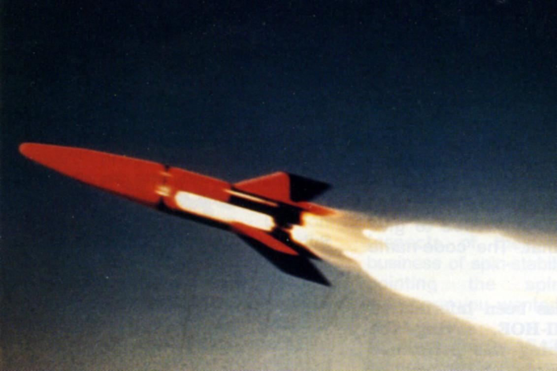 NOTS-EV décollage © USC/NOTS