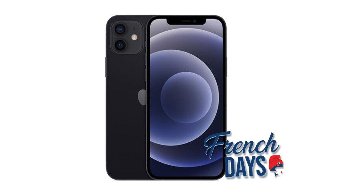 iphone 12 noir fd