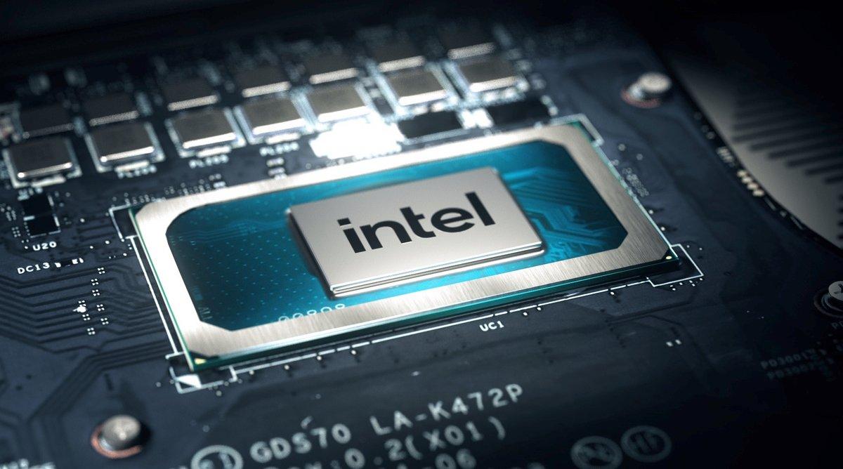 Intel Tiger Lake-H processeur © © Intel
