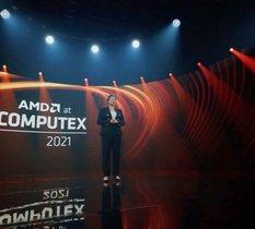 COMPUTEX : AMD annonce ses Radeon RX 6000M, enfin crédibles sur laptop face à NVIDIA ?