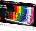 LEGO: l'inclusivité est-elle une question de plastique?