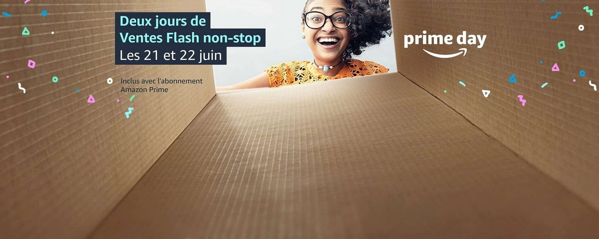 Amazon Prime Day 2021 France