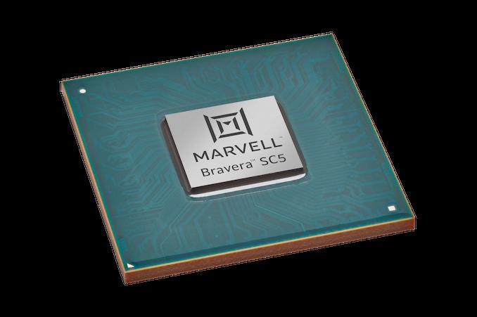 Marvell Bravera SC5 © AnandTech