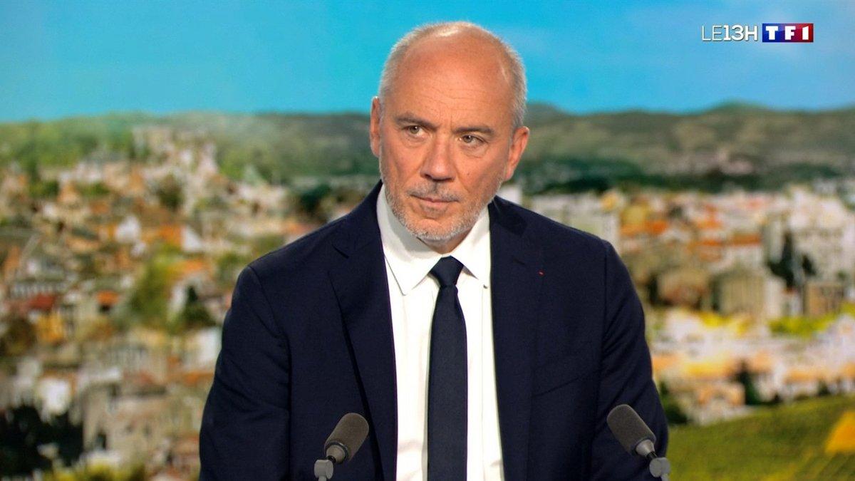 Stéphane Richard Orange © TF1