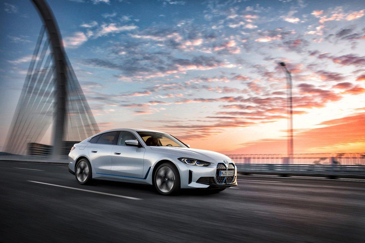 BMW i4 © BMW