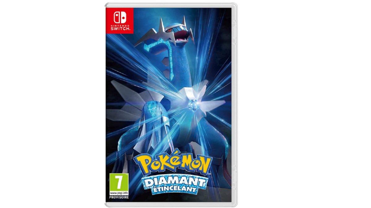 Pokémon Diamant Switch
