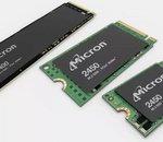 COMPUTEX : Micron présente deux nouvelles familles de SSD en PCIe 4.0 fondé sur de la NAND 3D 176 couches