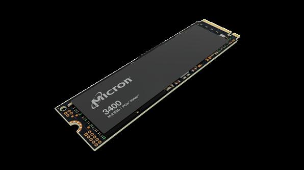 Micron SSD 3400 © Micron
